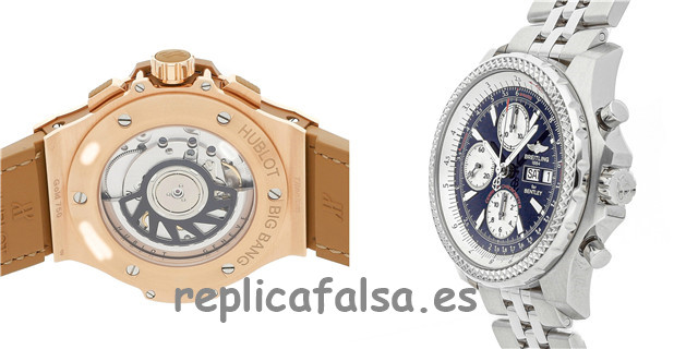 3 clásicos Replicas Relojes  recomendados